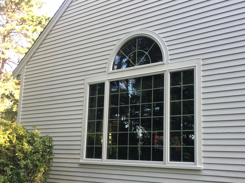 Cape Cod Renovation, Window, door, slider and bulkhead replacement